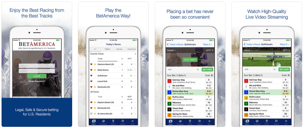 betamerica reseña app